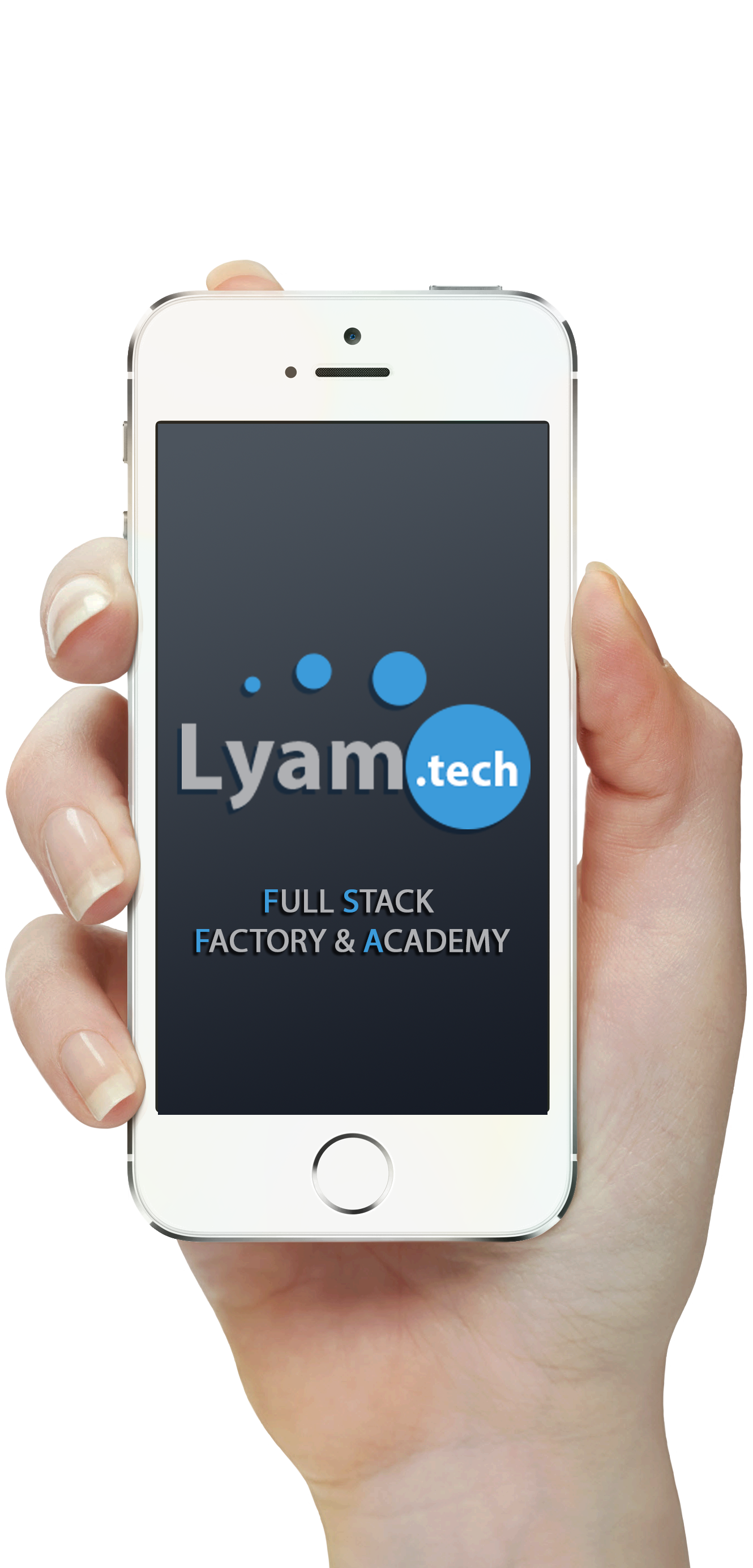 Lyam.tech - Full Stack Factory & Academy